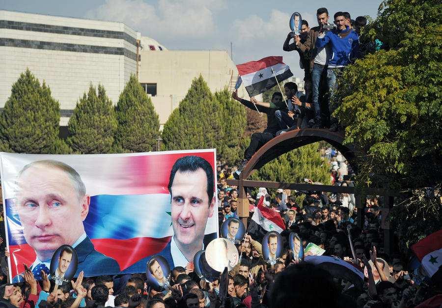 Владимир Путин прав, поддерживая Башара Асада, — американские СМИ | Русская весна