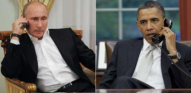 Путин и Обама обсудили детали соглашения по Сирии | Русская весна