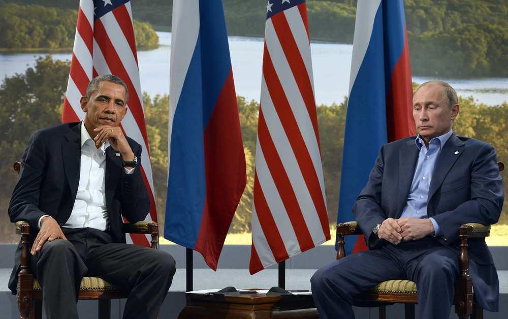ВАЖНО: Путин иОбама обсудили Сирию, КНДР иУкраину  | Русская весна