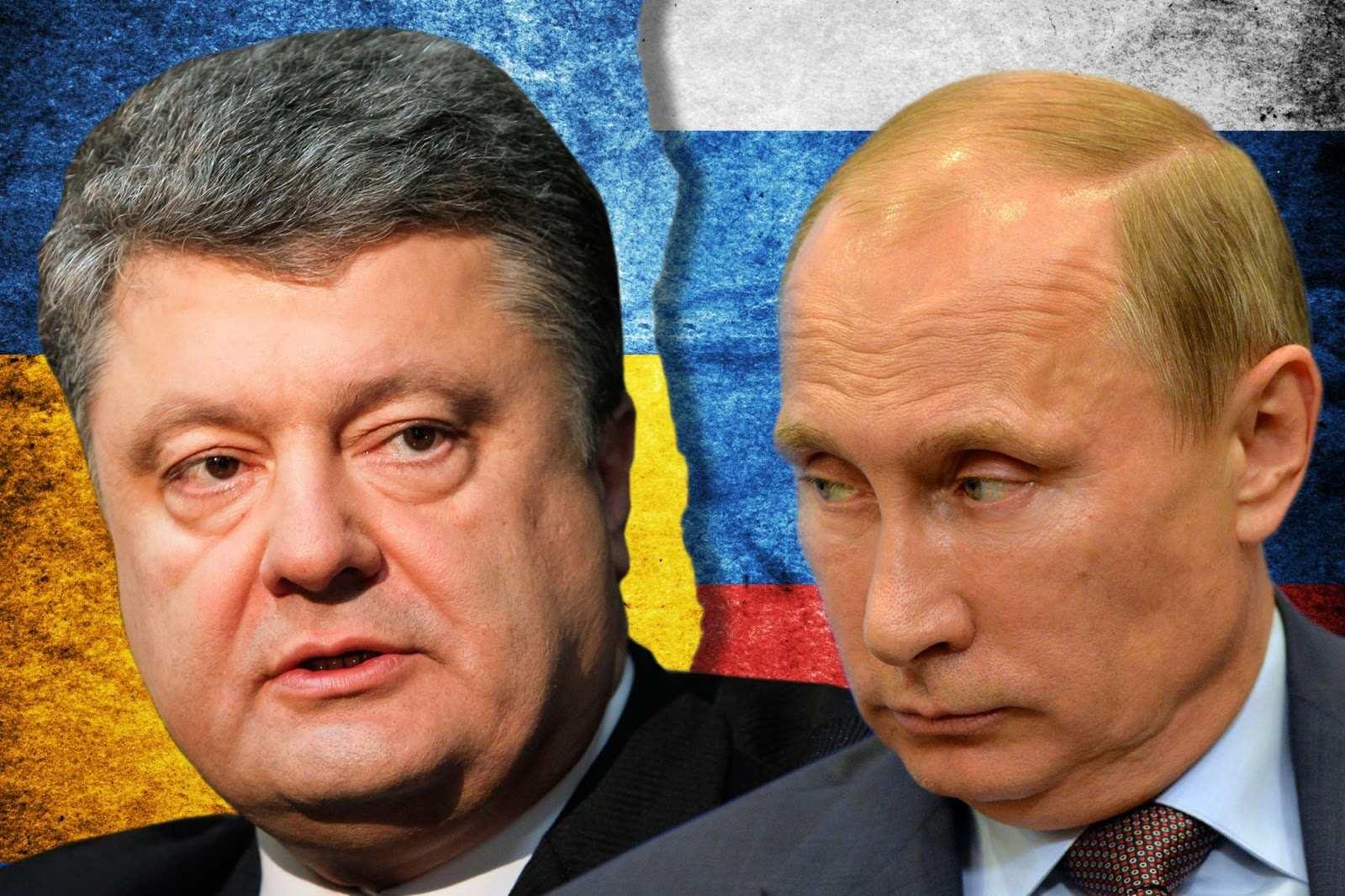 Путин рассказал, почему нехочет говорить сПорошенко потелефону (ВИДЕО)   Русская весна