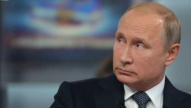 Путин прокомментировал возможность обмена главреда РИА Новости Украина на террориста Сенцова  | Русская весна