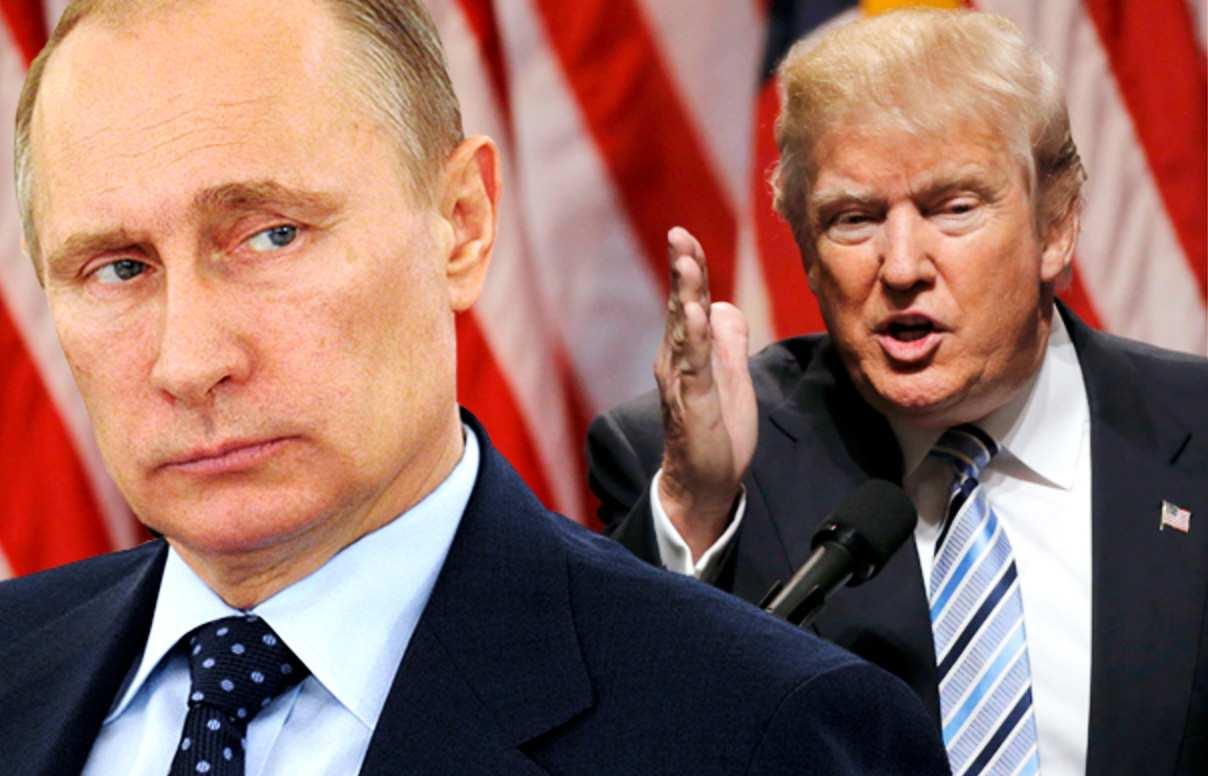 Путин готовит Трампу новую ловушку, теперь на Украине, — The Washington Post | Русская весна