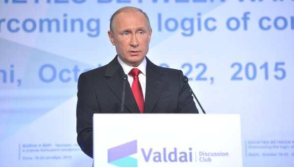 Путин: Асад согласился на поддержку Россией оппозиции, готовой бороться с ИГИЛ | Русская весна