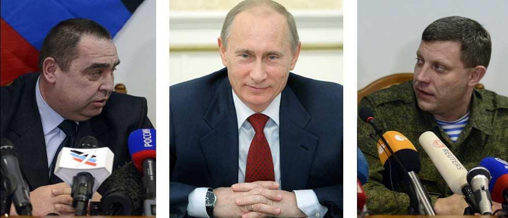 ВАЖНО: В Кремле прокомментировали переговоры Путина с Захарченко и Плотницким | Русская весна