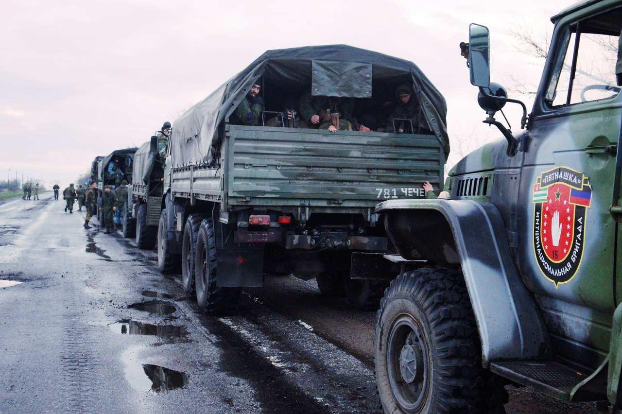 Миссия АрмииДНРу линии фронта (ВИДЕО) | Русская весна