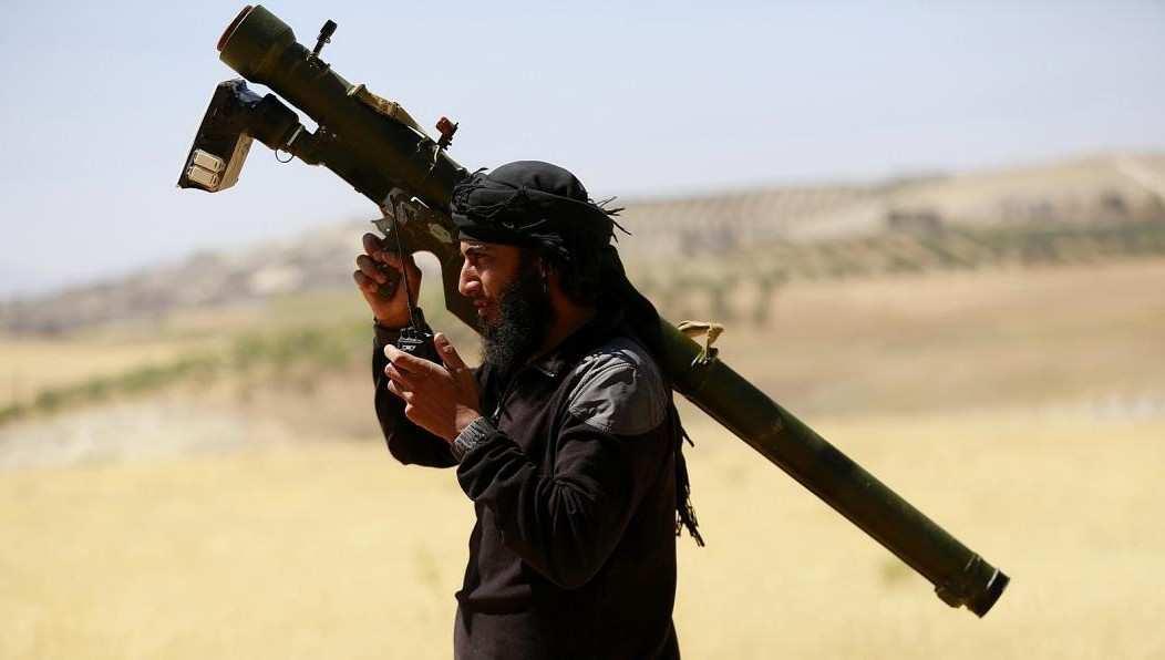 За нападением на россиян в Сирии могут стоять боевики сбазы США | Русская весна