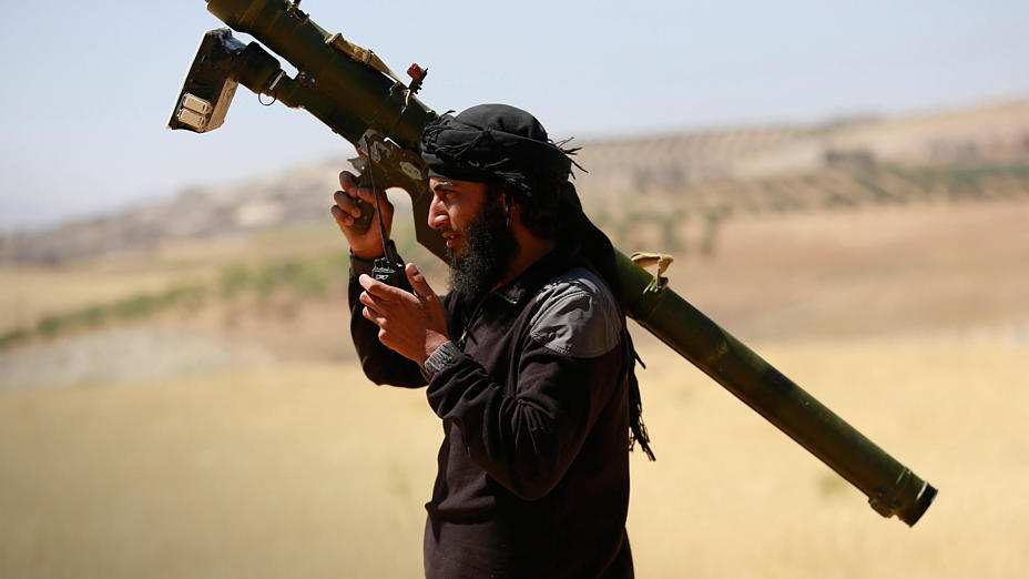 Боевики вСирии могли получить ПЗРК спомощью Украины иСША, — эксперт | Русская весна