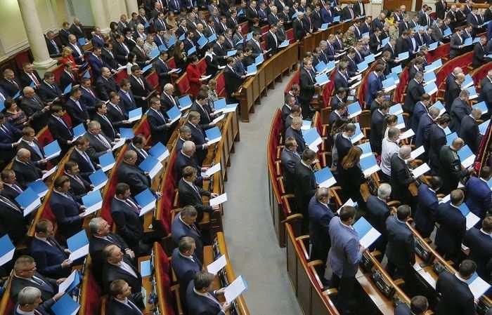 Нардепы Рады совершили открытие: оказывается, Путин «напал» еще при Януковиче | Русская весна