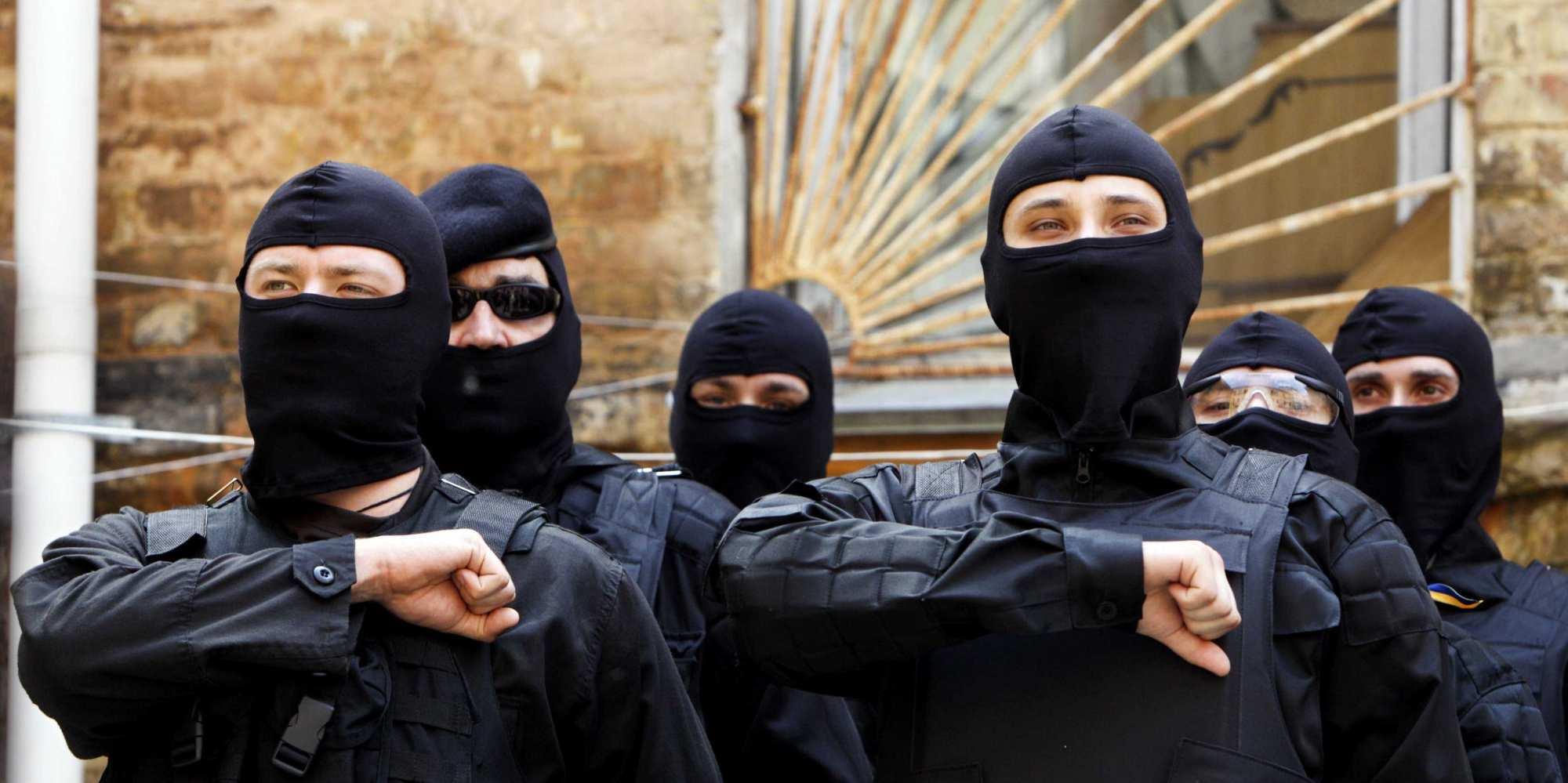 Новая победа нацистов на Украине: Амнистированы 1700 военных преступников — боевиков «АТО»   Русская весна