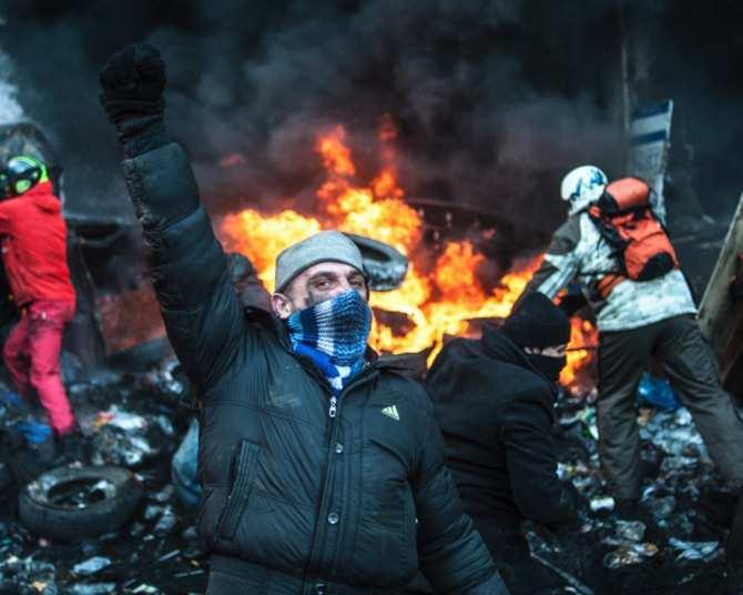Майдан: Кровавый утренник в детском саду | Русская весна