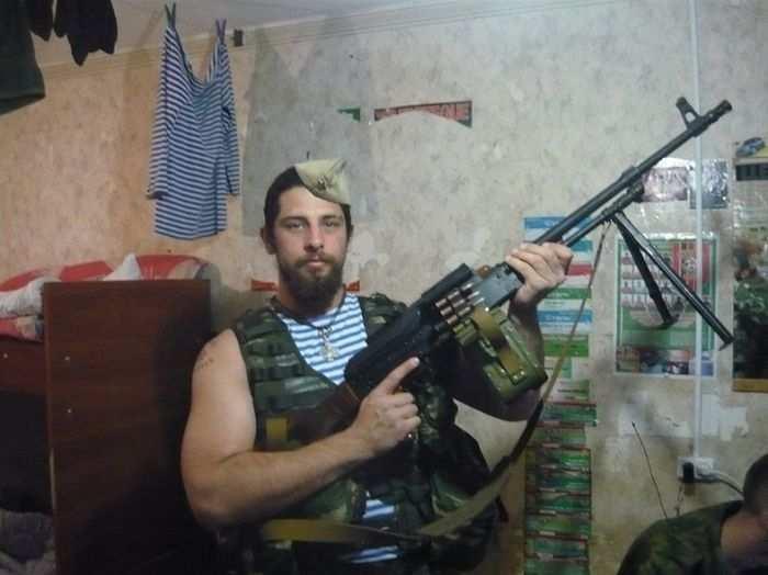 Бразильский доброволец Рафаэль Фернандес Лусваргхи тяжело ранен в Донецком аэропорту   Русская весна