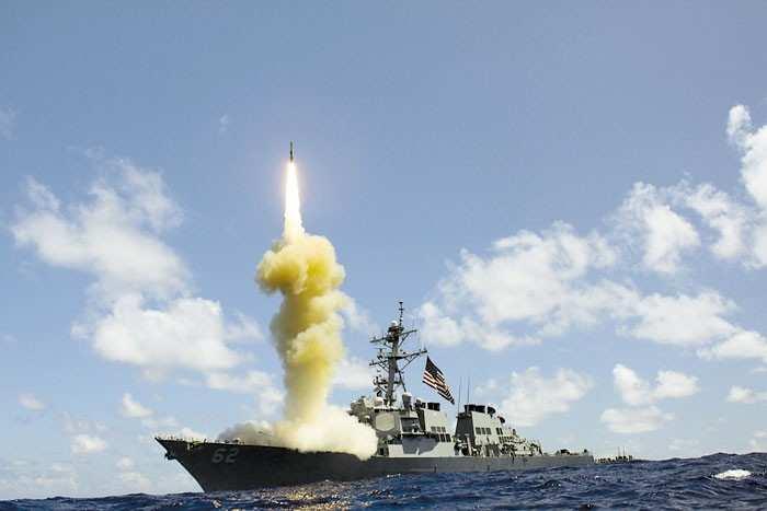 В Сирии рассказали о потерях от ракетного удара США | Русская весна