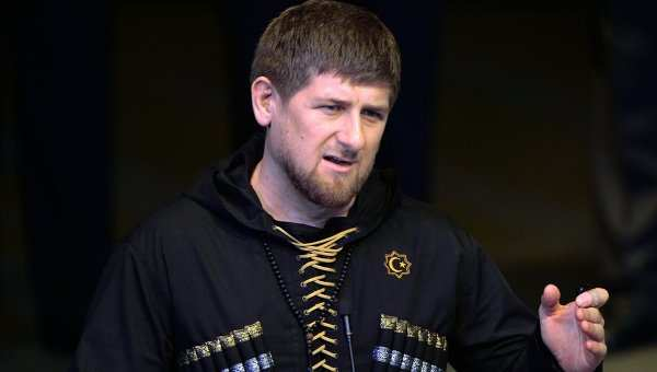 Кадыров: организаторы предотвращенных в РФ терактов находятся в ИГИЛ | Русская весна