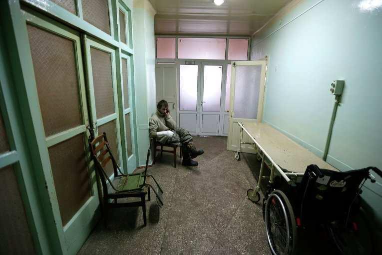 В Одессу сегодня пришел борт с ранеными в зоне «АТО» военнослужащими | Русская весна