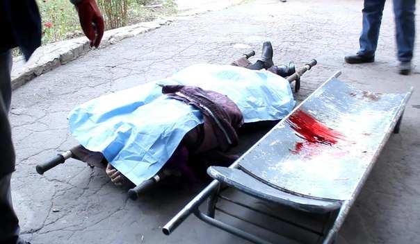 Минимум 60мирных жителей получили ранения врезультате обстрелов Донецка | Русская весна