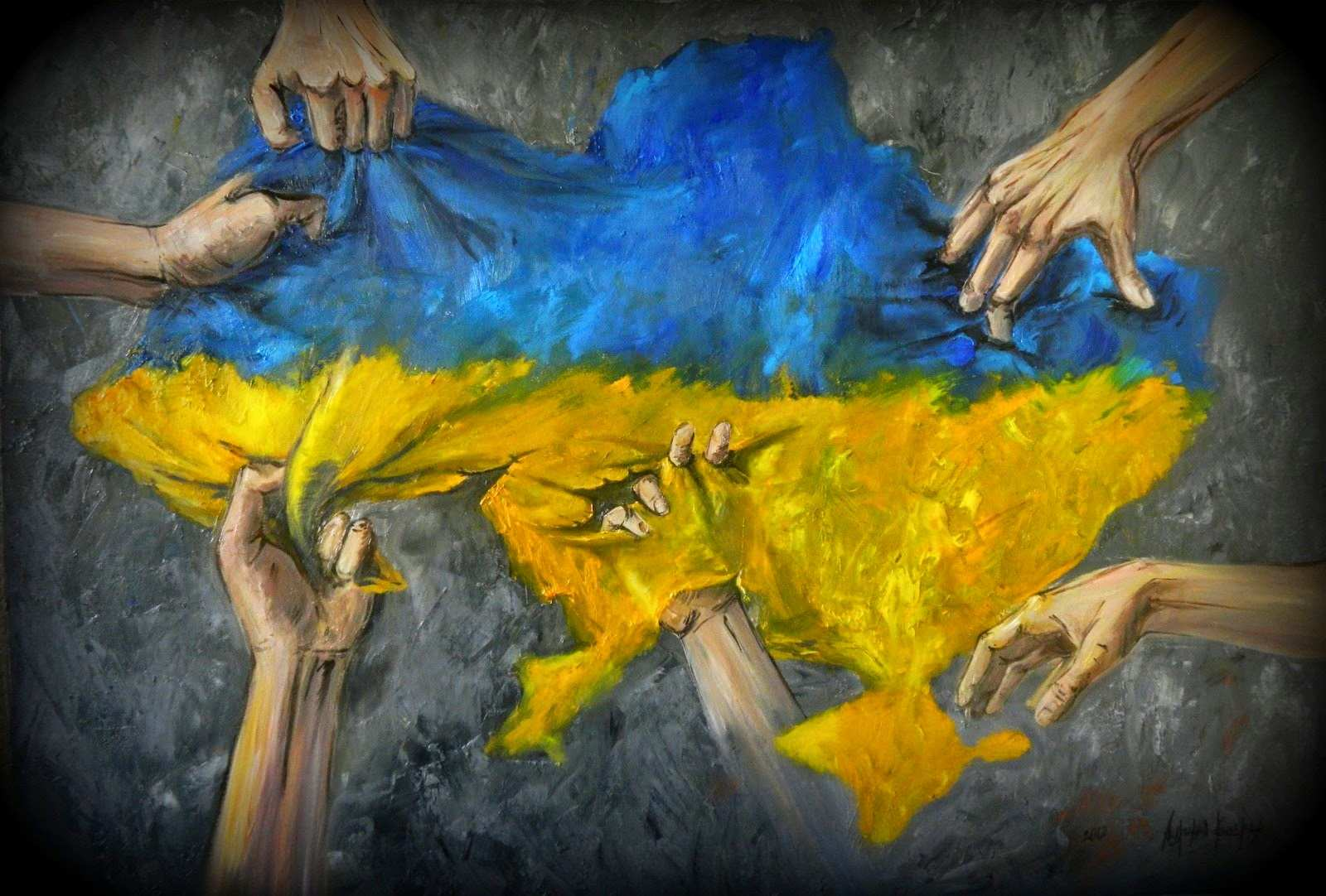 Начало конца Украины: Блокада Донбасса, признание Россией документов ЛДНР и другие факторы | Русская весна