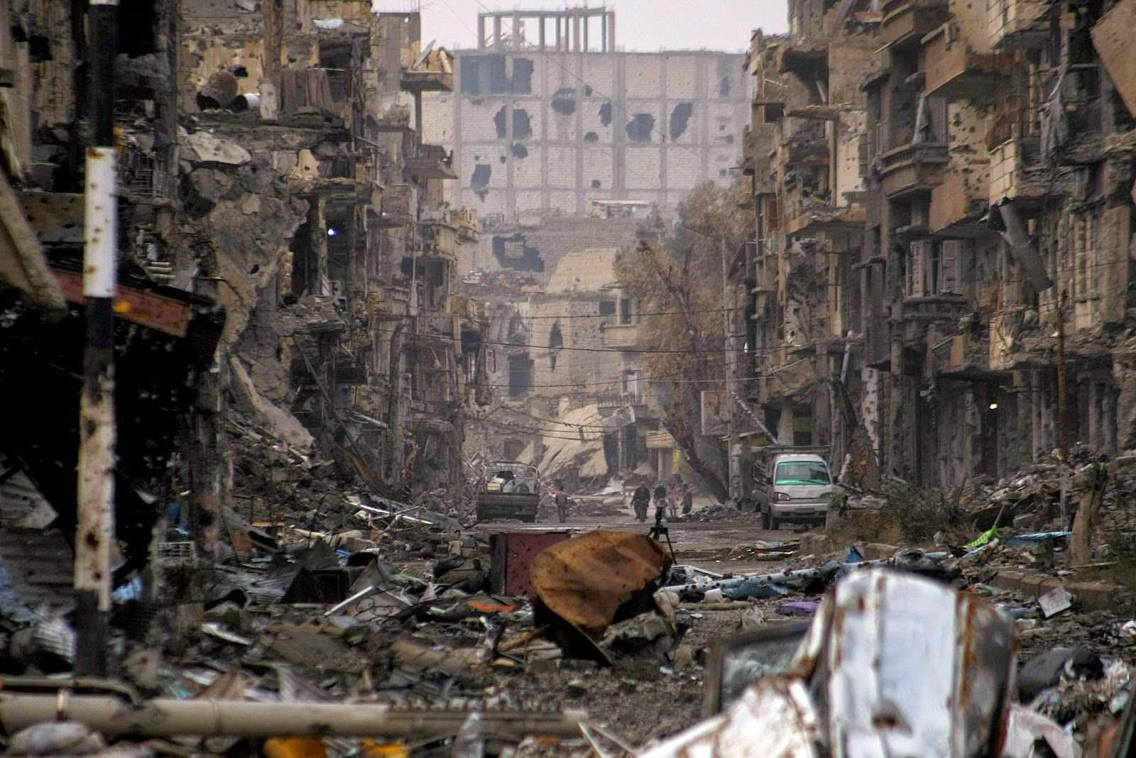 ШОК: разорванные террористы и руины — Армия Сирии освободила отИГИЛ район Дейр-эз-Зор (ВИДЕО 21+) | Русская весна