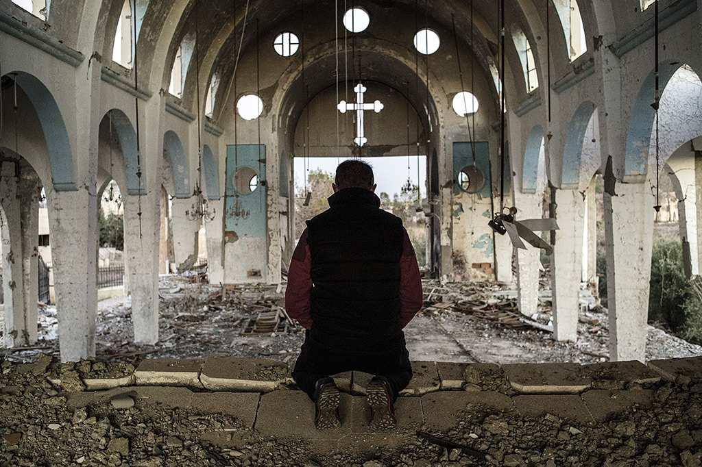 Кто спасает католиков от террористов: ВКС и парадоксы войны в Сирии | Русская весна