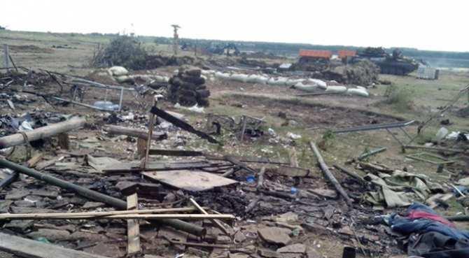 Украинские мародеры разграбили станцию «Донецк-Северный» | Русская весна