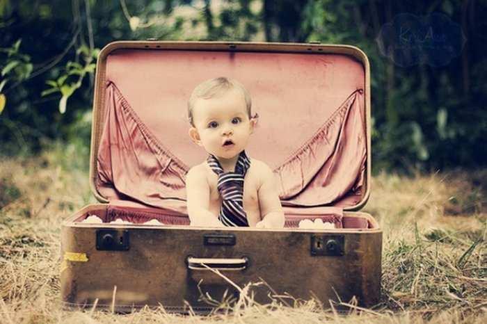 Новости «безвиза»: украинка пыталась провезти сына в чемодане в ЕС | Русская весна