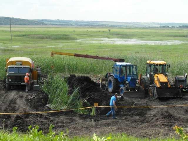Более 30тыс. человек остались безгаза в Днепропетровской области (ВИДЕО) | Русская весна