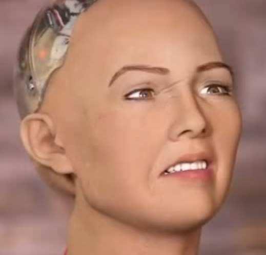 Человекоподобный робот: «Я уничтожу человечество» (ВИДЕО) | Русская весна