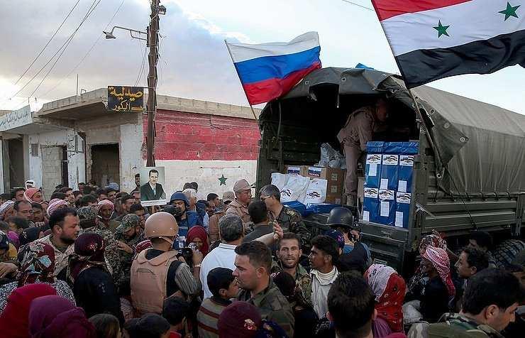 Борьба с ИГИЛ в Сирии подходит к концу, — российский дипломат | Русская весна