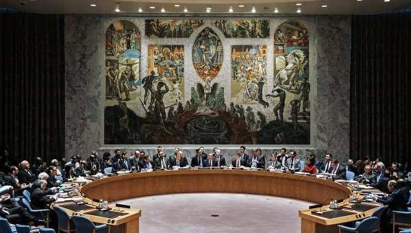 ВАЖНО: Совбез ООН обсудит удары по Сирии в 18:00 мск | Русская весна