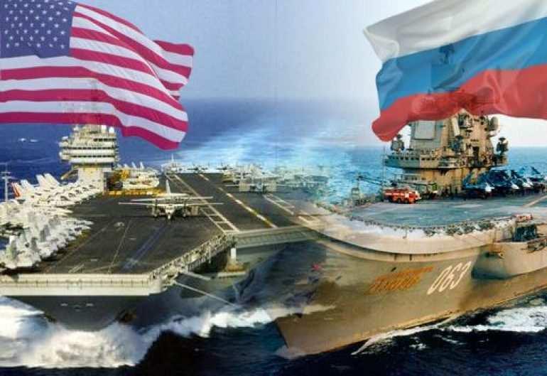 Какое оружие Россия иСШАмогут применить вСирии? | Русская весна