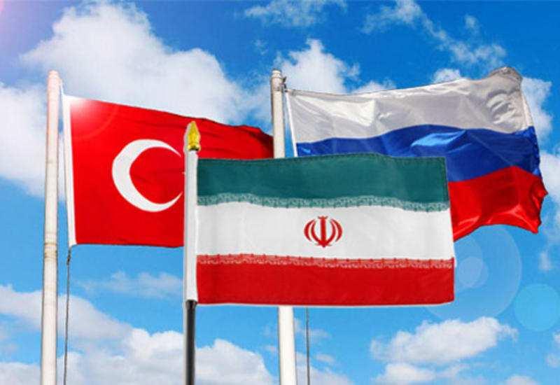 Россия, Турция и Иран не пригласили США к переговорам по Сирии | Русская весна