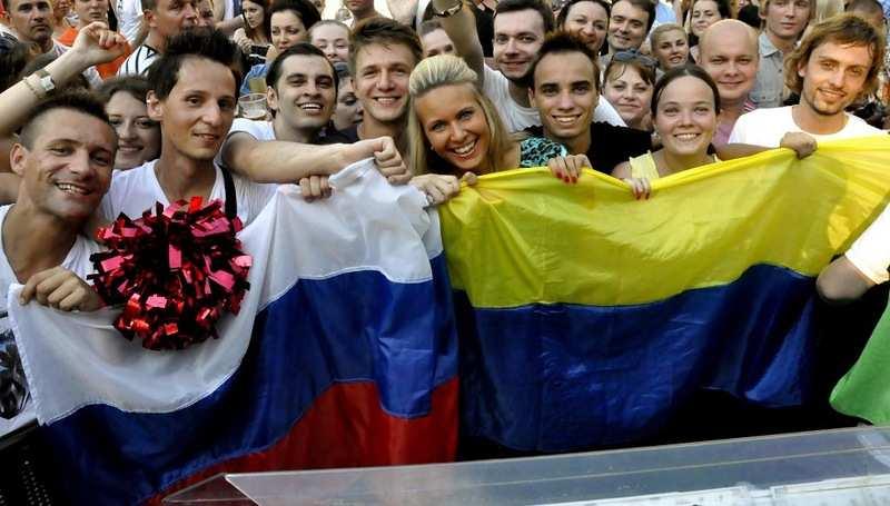 59% россиян — за добрососедские отношения с независимой Украиной (результаты опроса) | Русская весна