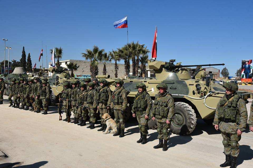 Российские ПВО были развёрнуты под Дамаском для защиты авиабазы Думейр от атак США | Русская весна