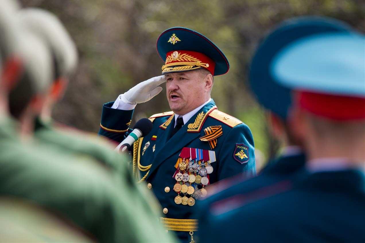 Он никогда не прятался за спину солдат, — эксперт о погибшем в Сирии российском генерале Асапове   Русская весна