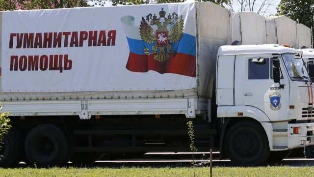 Российский гуманитарный конвой на100% обеспечил ДНРвакцинами отполиомиелита | Русская весна