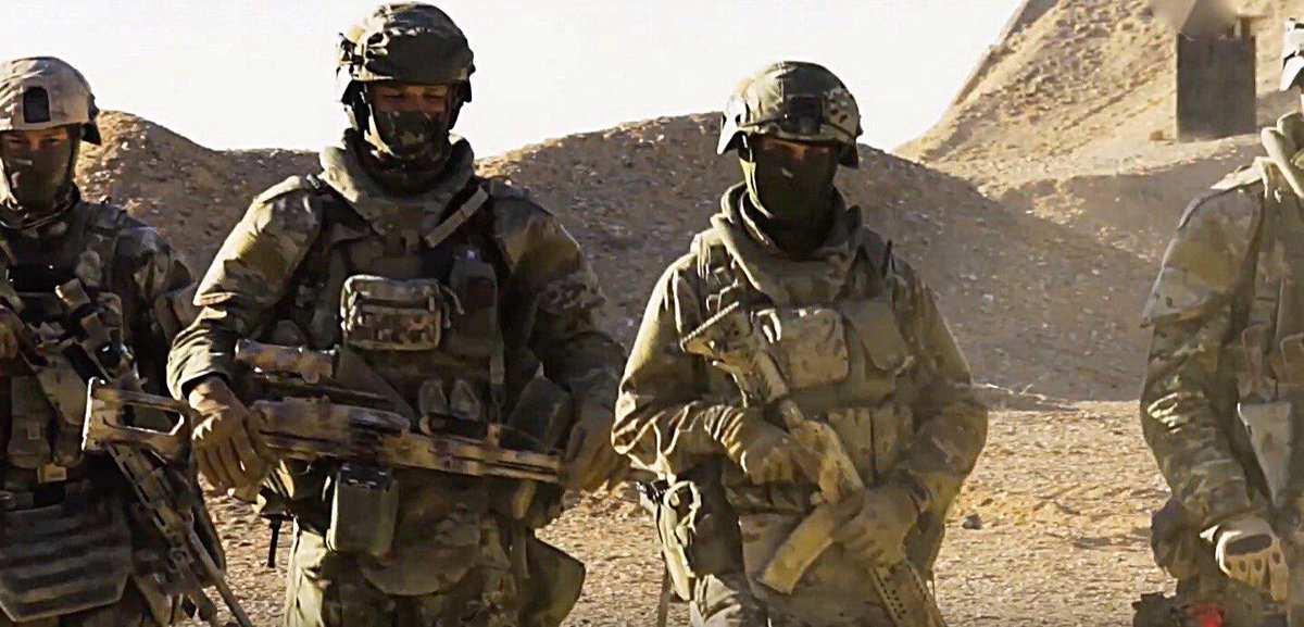 ВКС, спецназ и САА: В Минобороны РФ объяснили успех спецоперации по возвращению Пальмиры (ВИДЕО) | Русская весна