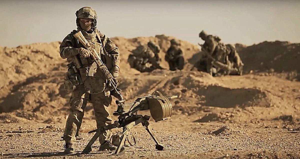 Кадры боев: Спецназ России уничтожает смертников ИГИЛ вПальмире (ВИДЕО) | Русская весна