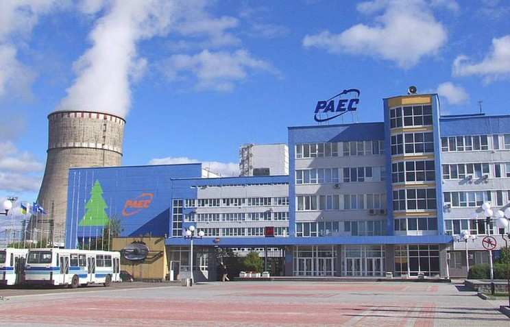Из-за неполадок в охлаждении вышел из строя очередной энергоблок очередной украинской АЭС   Русская весна
