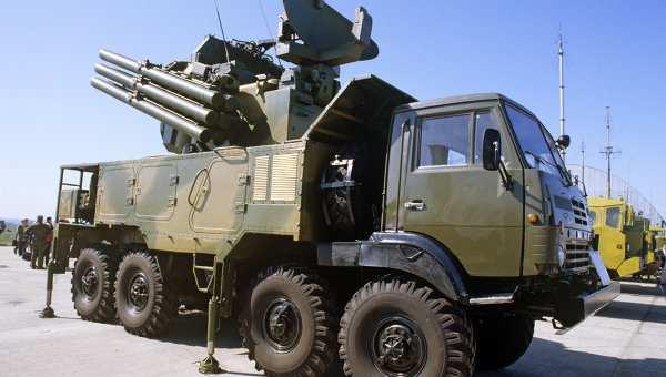 Россия создала новую военную базу в Пальмире — первые кадры (ВИДЕО) | Русская весна