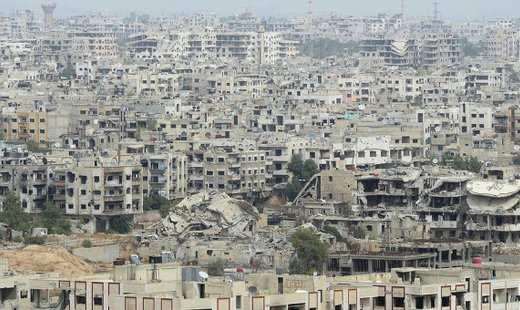 МИД РФ раскритиковал Париж за удары по инфраструктуре Сирии | Русская весна