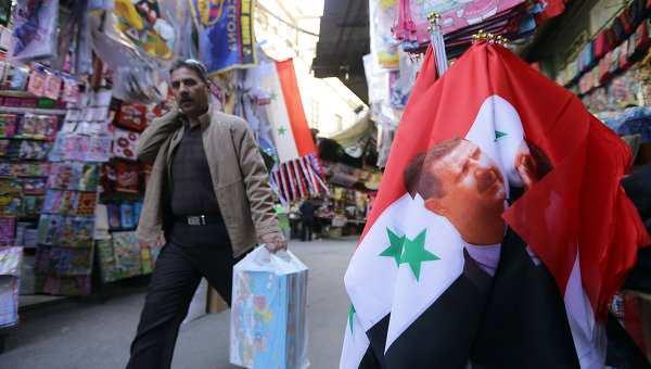 Сирия и Россия запустили проект для развития сирийского экспорта | Русская весна