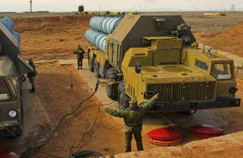 Опубликованы новые кадры выгрузки С-300вСирии (ВИДЕО) | Русская весна