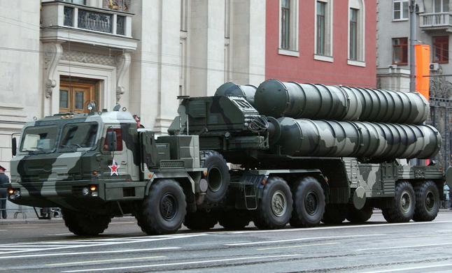 Минобороны РФ: С-400навели порядок внебе надСирией | Русская весна