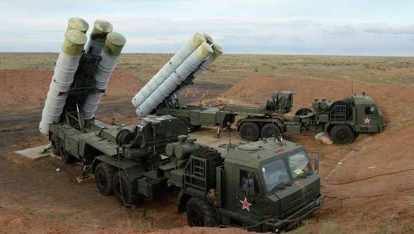 СШАобеспокоены переброской российских комплексов С-400вСирию | Русская весна