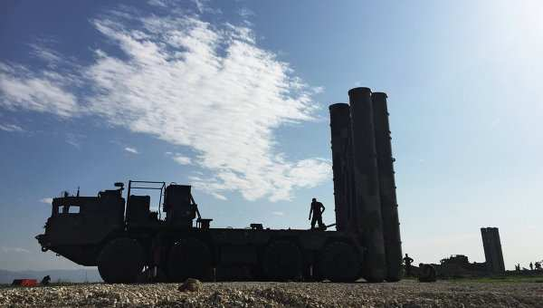 Россия развернула вСирии ЗРКС-400 (ФОТО, ВИДЕО) | Русская весна