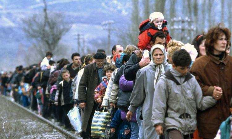 С начала карательной операции на Донбассе о временном убежище в России попросили почти 364 тыс. граждан Украины | Русская весна