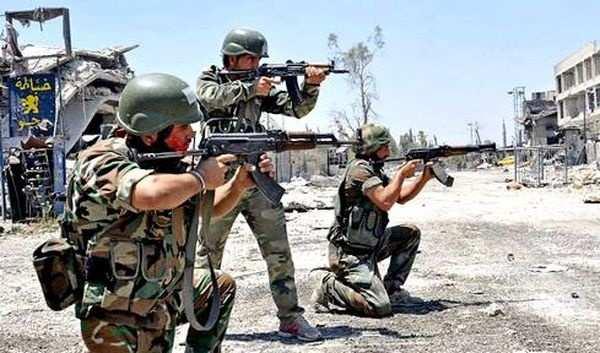 ВАлеппо идут боизакаждую улицу: сирийская армия теснит террористов (ВИДЕО) | Русская весна