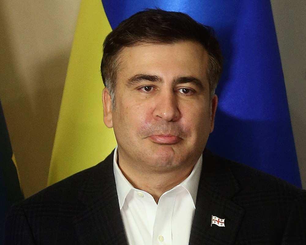 Саакашвили считает, чтоэкономика Украины приблизилась куровню Габона  | Русская весна