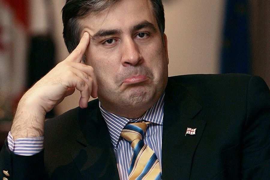 «Вешать меж веж» — видео бреда Саакашвили взрывает Интернет (ВИДЕО) | Русская весна
