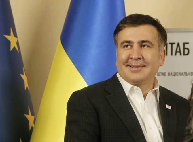 Саакашвили на Украине: приключения продолжаются  | Русская весна