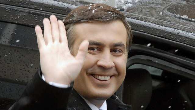 Гастроли начинаются: Саакашвили приехал в Киев обжаловать решение Порошенко | Русская весна